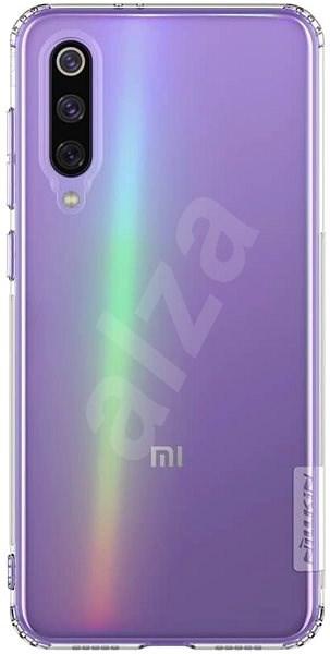 Nillkin Nature TPU pro Xiaomi Mi9 SE Transparent - Kryt na mobil