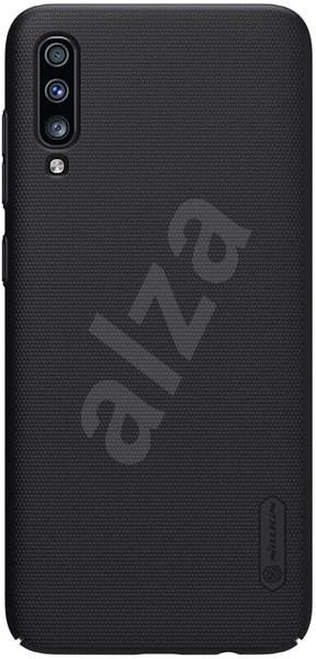 Nillkin Frosted Zadní Kryt pro Samsung A70 Black - Kryt na mobil