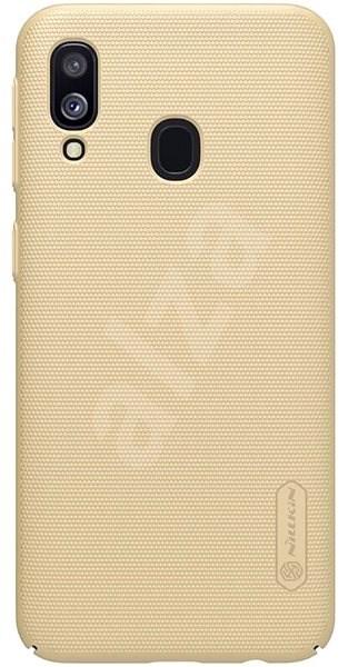 Nillkin Frosted Zadní Kryt pro Samsung Galaxy A20e Gold - Kryt na mobil