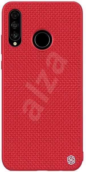 Nillkin Textured Hard Case pro Huawei P30 Lite Red - Kryt na mobil
