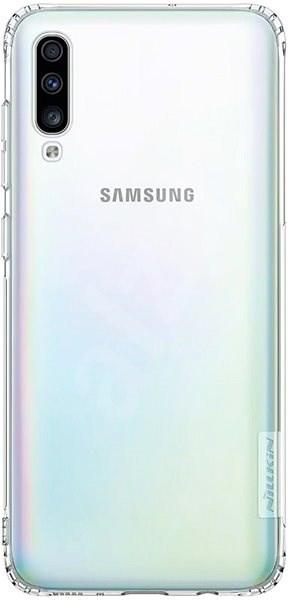 Nillkin Nature TPU pro Samsung A70 Transparent - Kryt na mobil