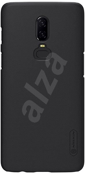Nillkin Frosted pro OnePlus 6 Black - Kryt na mobil