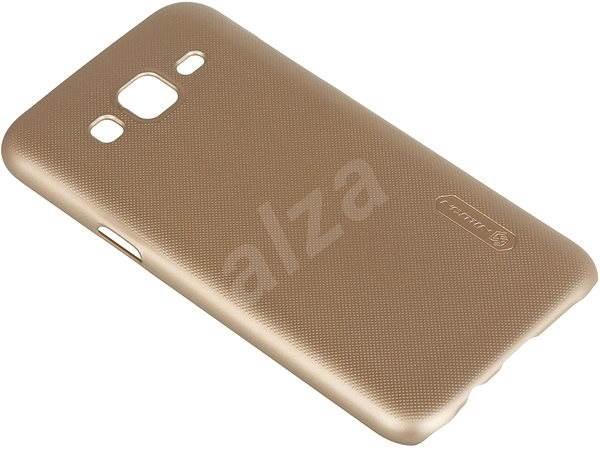 Nillkin Super Frosted Gold pro Samsung J500 Galaxy J5 - Ochranný kryt
