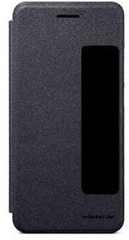 Nillkin Sparkle S-View pro Huawei Mate 10 Pro Black - Pouzdro na mobilní telefon