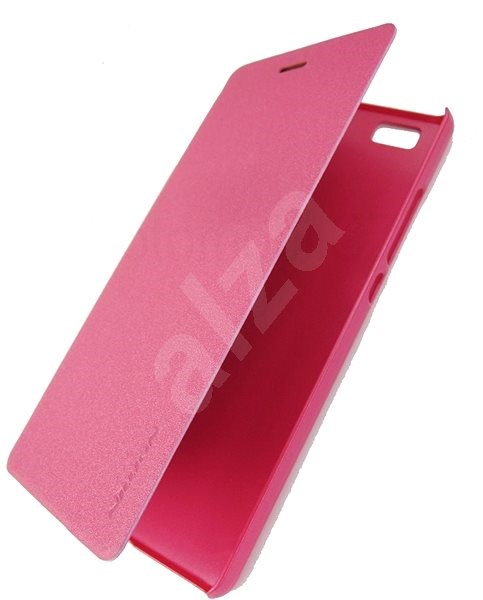 Nillkin Sparkle Folio pro Xiaomi Redmi Note 6 Pro Red - Pouzdro na mobilní telefon