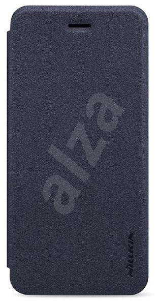 Nillkin Sparkle Folio pro Samsung J610 Galaxy J6+ Black - Pouzdro na mobilní telefon