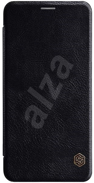 Nillkin Qin Book pro Samsung A750 Galaxy A7 2018 Black - Pouzdro na mobilní telefon