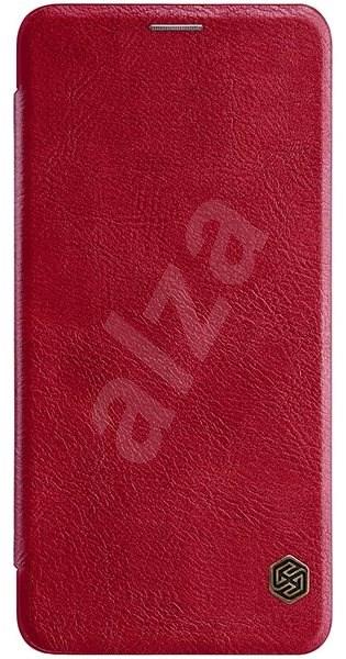 Nillkin Qin Book pro Samsung Galaxy A9 2018 Red - Pouzdro na mobilní telefon