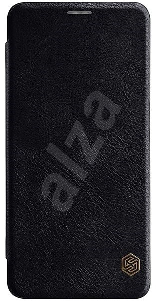 Nillkin Qin Book pro Samsung Galaxy A9 2018 Black - Pouzdro na mobil