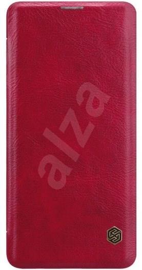 Nillkin Qin Book pro Samsung Galaxy S10 Red - Pouzdro na mobilní telefon