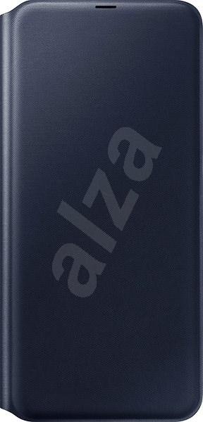 Samsung Galaxy A70 Flip Wallet Cover černé - Pouzdro na mobil