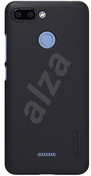 Nillkin Frosted pro Xiaomi Redmi 6 Black - Kryt na mobil