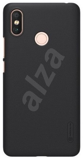Nillkin Frosted pro Xiaomi Max 3 Black - Kryt na mobil
