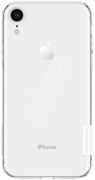 Nillkin Nature TPU pro Apple iPhone XR Transparent - Kryt na mobil ... ae1a0de4b43