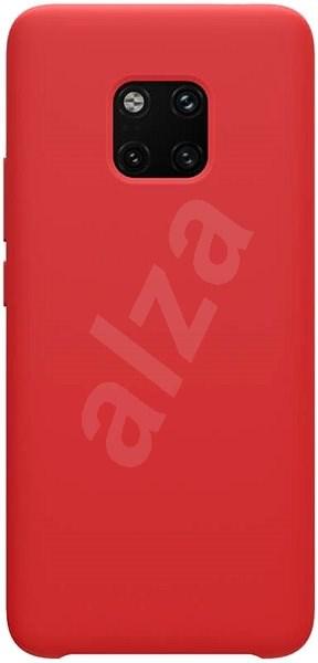 Nillkin Flex Pure silikonový kryt pro Huawei Mate 20 Pro Red - Kryt na mobil 73a836e53ad