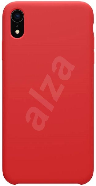 Nillkin Flex Pure silikonový kryt pro Apple iPhone XR Red - Kryt na mobil