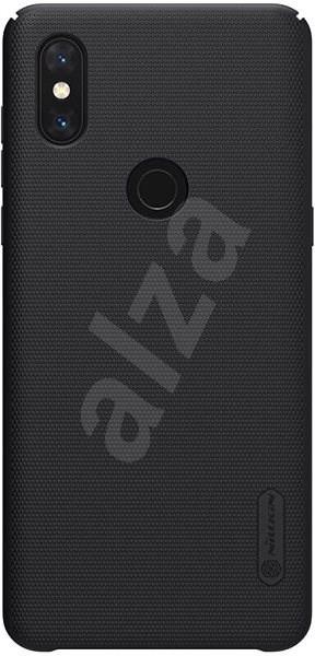 Nillkin Frosted Zadní Kryt pro Samsung Galaxy A9 2018 Black - Kryt na mobil