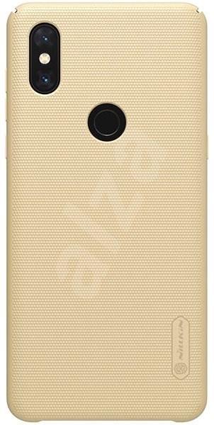 Nillkin Frosted Zadní Kryt pro Samsung Galaxy S10 Gold - Kryt na mobil