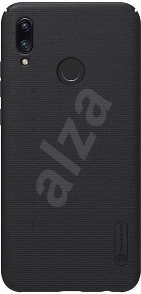 Nillkin Frosted Zadní Kryt pro Huawei P Smart 2019 Black - Kryt na mobil