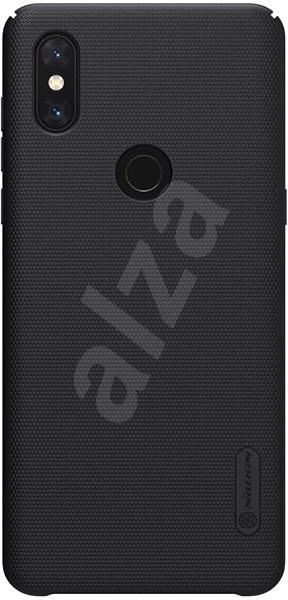 Nillkin Frosted Zadní Kryt pro Xiaomi Mix 3 Black - Kryt na mobil