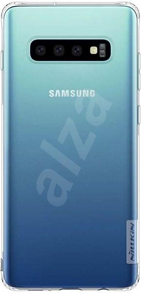 Nillkin Nature TPU pro Samsung Galaxy S10 Transparent - Kryt na mobil