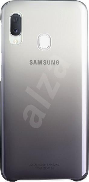 Samsung Galaxy A20e Gradation Cover černý - Kryt na mobil