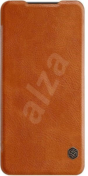 Nillkin Qin Book pro Xiaomi Mi9 Brown - Pouzdro na mobilní telefon