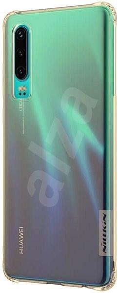 Nillkin Nature TPU pro Huawei P30 Tawny - Kryt na mobil