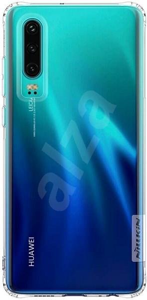 Nillkin Nature TPU pro Huawei P30  Transparent - Kryt na mobil