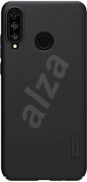 Nillkin Frosted Zadní Kryt pro Huawei P30 Lite black - Kryt na mobil