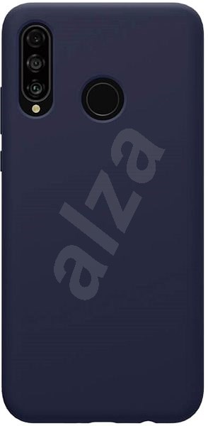 Nillkin Flex Pure pro Huawei P30 Lite blue - Kryt na mobil