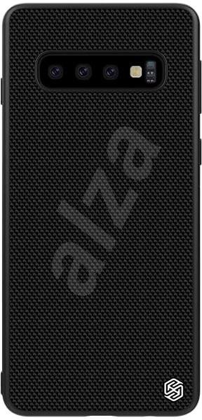 Nillkin Textured Hard Case pro Samsung S10+ black - Kryt na mobil