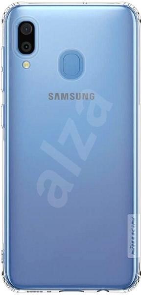 Nillkin Nature TPU pro Samsung Galaxy A30 Tawny - Kryt na mobil