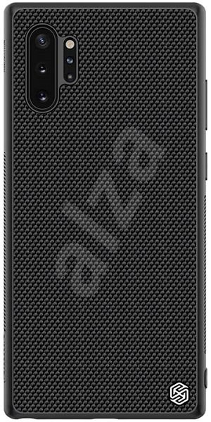 Nillkin Textured Hard Case pro Samsung Galaxy Note 10+ black - Kryt na mobil