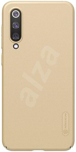 Nillkin Frosted zadní kryt pro Xiaomi Mi9 Lite Gold - Kryt na mobil