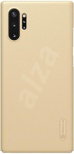 Nillkin Frosted zadní kryt pro Samsung Galaxy Note 10+ gold - Kryt na mobil