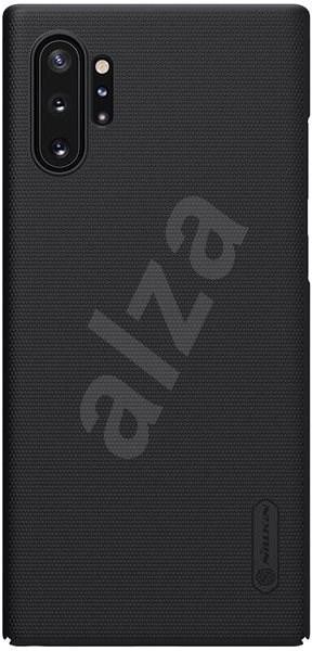 Nillkin Frosted zadní kryt pro Samsung Galaxy Note 10+ black - Kryt na mobil