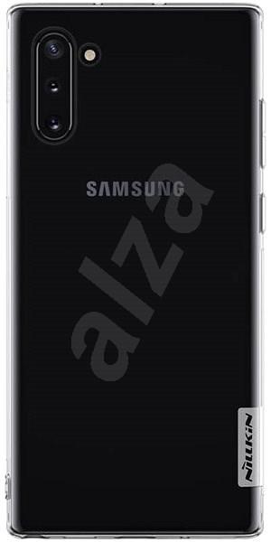 Nillkin Nature kryt pro Samsung Galaxy Note 10 transparent - Kryt na mobil