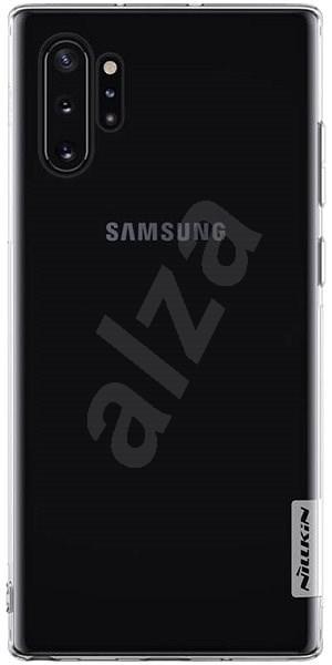 Nillkin Nature kryt pro Samsung Galaxy Note 10+ transparent - Kryt na mobil
