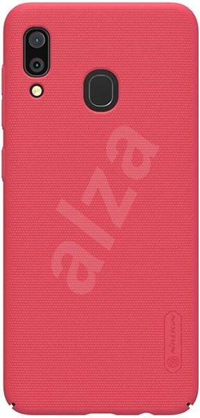Nillkin Frosted Zadní kryt pro Samsung Galaxy A30 Red - Kryt na mobil