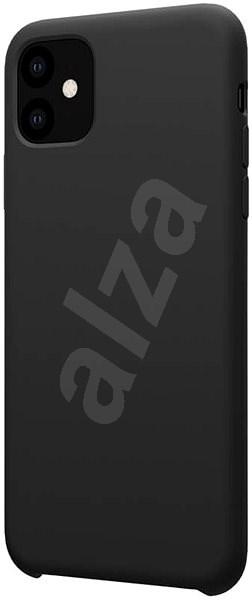Nillkin Flex Pure silikonový kryt pro Apple iPhone 11 black - Kryt na mobil