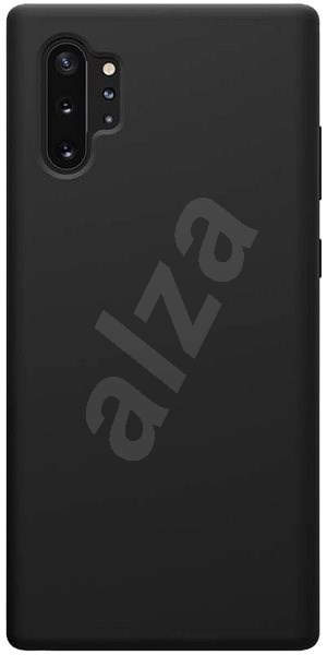 Nillkin Flex Pure silikonový kryt pro Samsung Galaxy Note 10+ black - Kryt na mobil