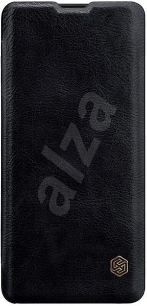 Nillkin Qin Book pro Huawei P30 Lite black - Pouzdro na mobilní telefon