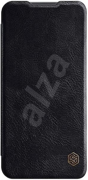 Nillkin Qin kožené pouzdro pro Xiaomi Redmi 9 Black - Pouzdro na mobil