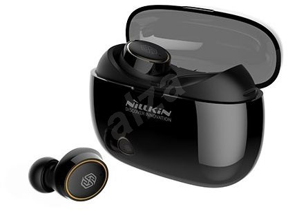 Nillkin Liberty TWS Stereo Wireless Bluetooth Earphone Black/Gold - Bezdrátová sluchátka
