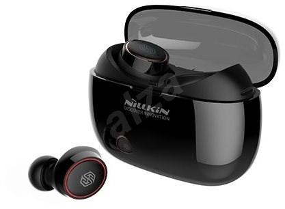 Nillkin Liberty TWS Stereo Wireless Bluetooth Earphone Black/Red - Bezdrátová sluchátka
