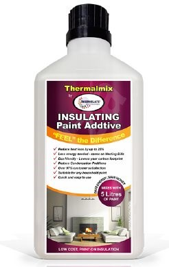 Thermilate thermal insulation additive THERMALMIX up to 5l colour - Accessories