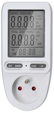 Solight DT27 - Energy Consumption Meter
