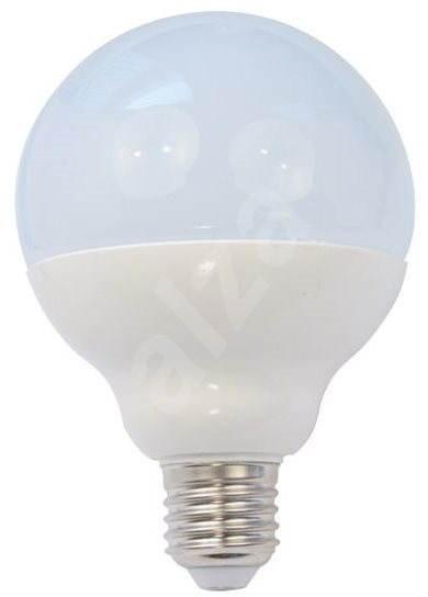 Solight LED žárovka globe E27 15W 4000K - LED žárovka