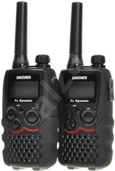 BRONDI FX-Dynamic - Vysílačky